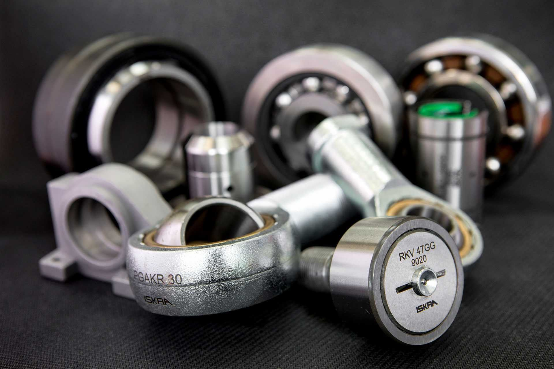 Special use bearings