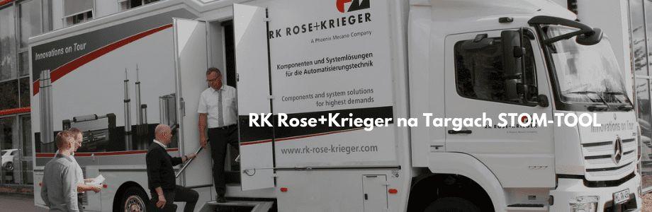 RK Rose+Krieger na Targach STOM-TOOL